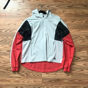 Adidas jacket/windbreaker